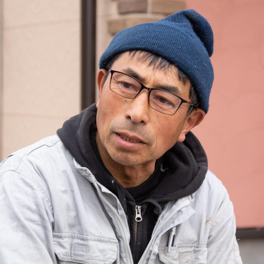 有限会社ファームオアシス・篠崎毅代表